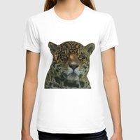 jaguar T-shirts featuring Jaguar by Sean Foreman