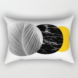 Elemental III Rectangular Pillow