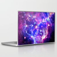 galaxy Laptop & iPad Skins featuring Galaxy. by Matt Borchert