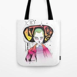 Bitchin Tote Bag