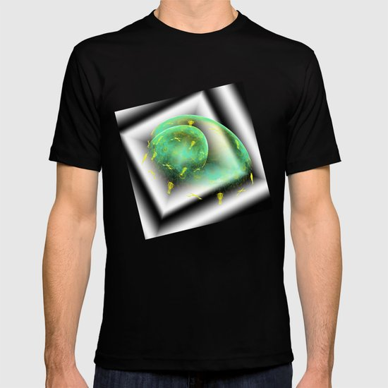 Hieroglyphs in space T-shirt