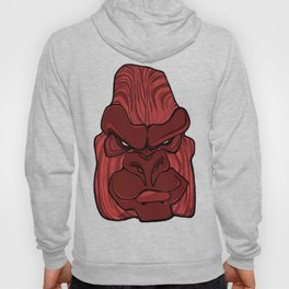 Gorilla - Chile Oil Red Hoody