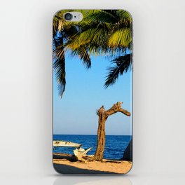 Windsurf Beach iPhone Skin