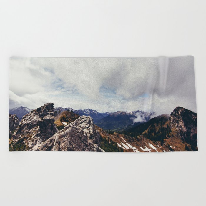 Never Surrender #society6 #prints Beach Towel
