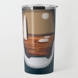 Mars Awaits Travel Mug
