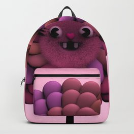 Happy Flower Gizmo Backpack
