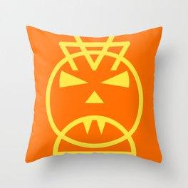 muzzle Throw Pillow