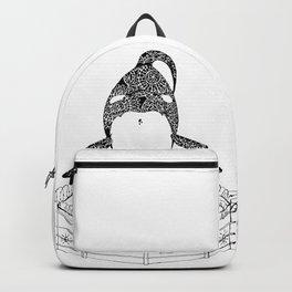 Prisoner for your entertainment Backpack