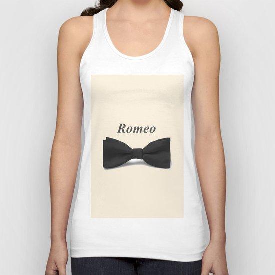 Romeo Unisex Tank Top