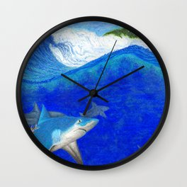 Waterman's Folly Wall Clock