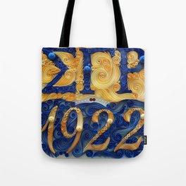 Sigma Gamma Rho 1922 Tote Bag