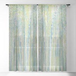 Realization Sheer Curtain