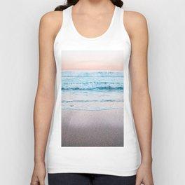 Ocean pastel Mood Unisex Tank Top