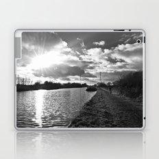 canal life... Laptop & iPad Skin