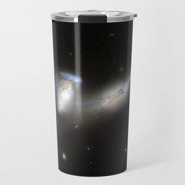 Galaxy merger Travel Mug