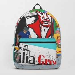 A Shop in Miami Wynwood Backpack