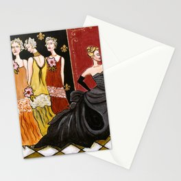 The Three Ugly Stepsisters Stationery Cards