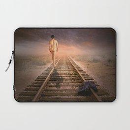 male nude art Laptop Sleeve