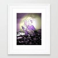 rare Framed Art Prints featuring ▩ #RARE# CLOUDS ▩ by Pol Clarissou