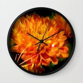 Focused Wall Clock