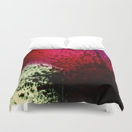 Crushed Emotions Duvet Cover