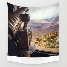 Canyon View Wall Tapestry