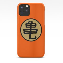 Kame kanji iPhone Case