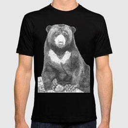 Malayan Sun Bear (Beruang Madu) T-shirt