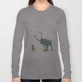 Olaf and Sven Long Sleeve T-shirt