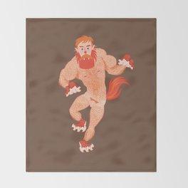 Ivo's Werewolf Throw Blanket