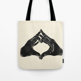 Clutch Brake Vrooom light Tote Bag