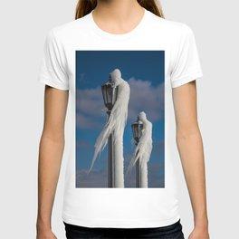 ice lamp ladies T-shirt