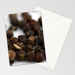Black Pepper Stationery Cards