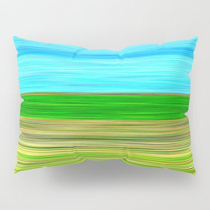 landscape in 59c Pillow Sham