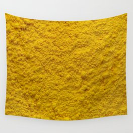 Amarillo Absoluto Wall Tapestry