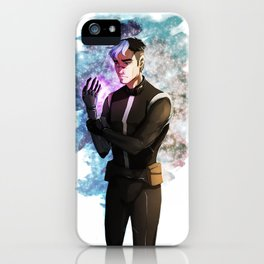 Space Dad iPhone Case