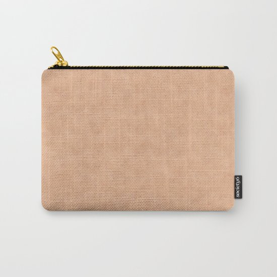 Skin Style Texture With Freckles Carry-All Pouch