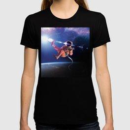 Space Uke  T-shirt