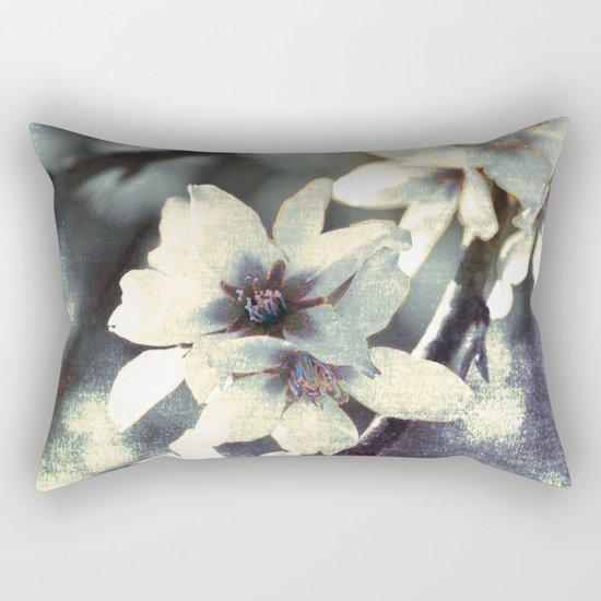 Almond bloom Rectangular Pillow