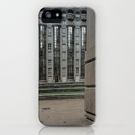 Corner iPhone Case