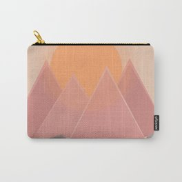 The quiet mountains Carry-All Pouch