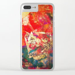 The Last Temptation Clear iPhone Case