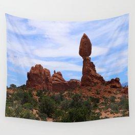 Balanced Rock Wall Tapestry