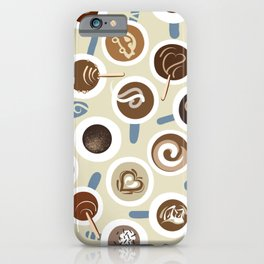 Gimme Coffee-Coffee Your Way iPhone Case