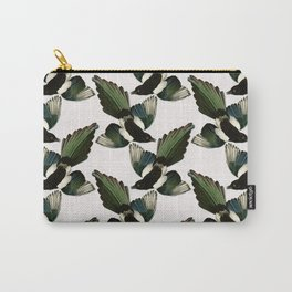 A Tiding Of Magpies Carry-All Pouch