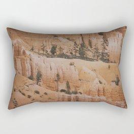 In waves Rectangular Pillow