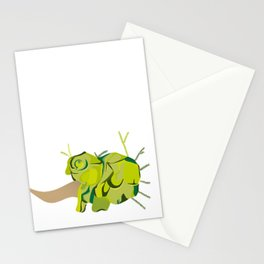 Woodland creatures »Re-ally to Nature« Stationery Cards