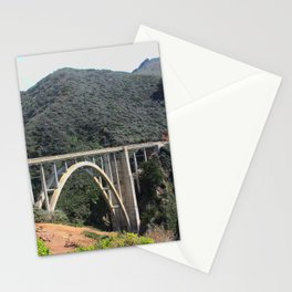 Look at the Bixby Bridge Stationery Cards