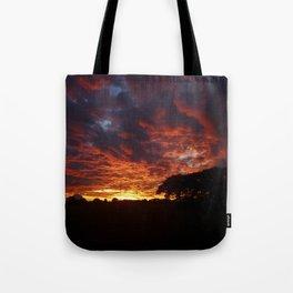 Sunset #2 Tote Bag