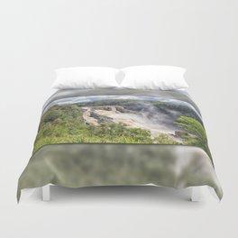 Magnificent Barron Falls Duvet Cover